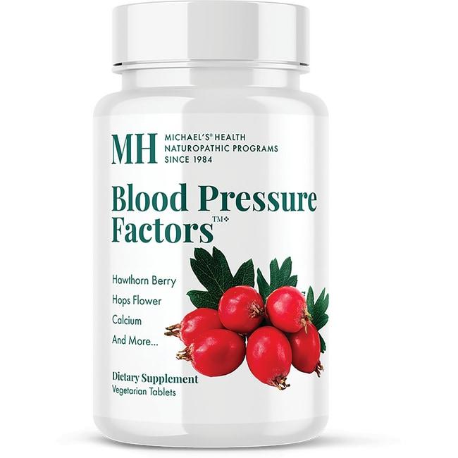 Michael's Naturopathic Programs Blood Pressure Factors