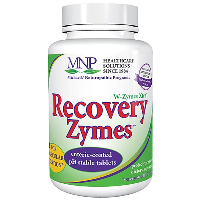 Michael's Naturopathic Programs W-Zymes Xtra Recovery Zymes