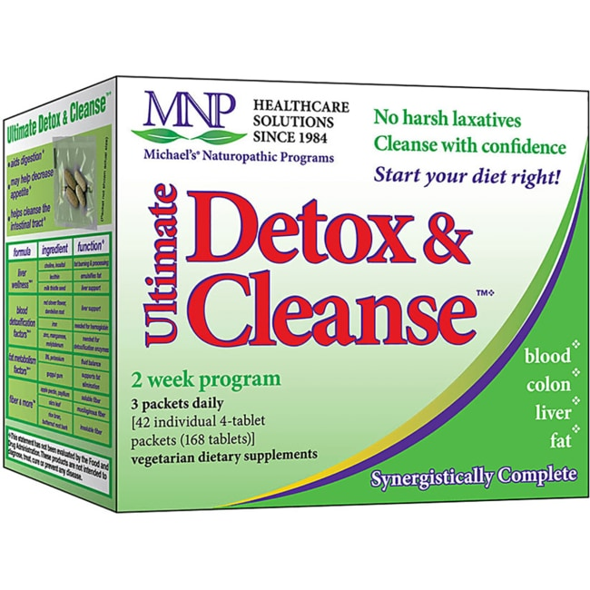 Naturopathic cleanse