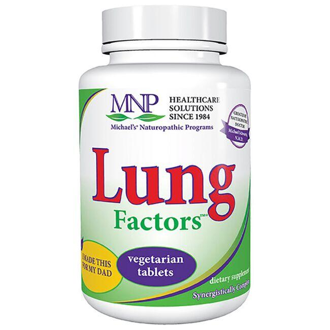 Michael's Naturopathic Programs Lung Factors