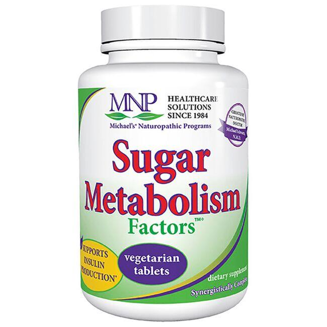 Michael's Naturopathic Programs Sugar/Glucose Metabolism Factors