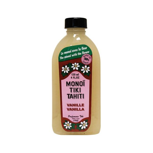 Monoi TiareCoconut Oil Vanilla