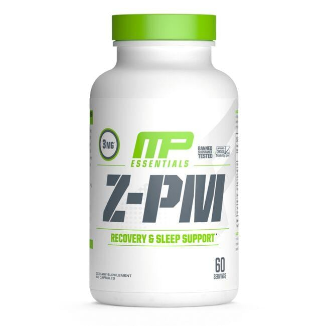 Muscle Pharm Z-PM