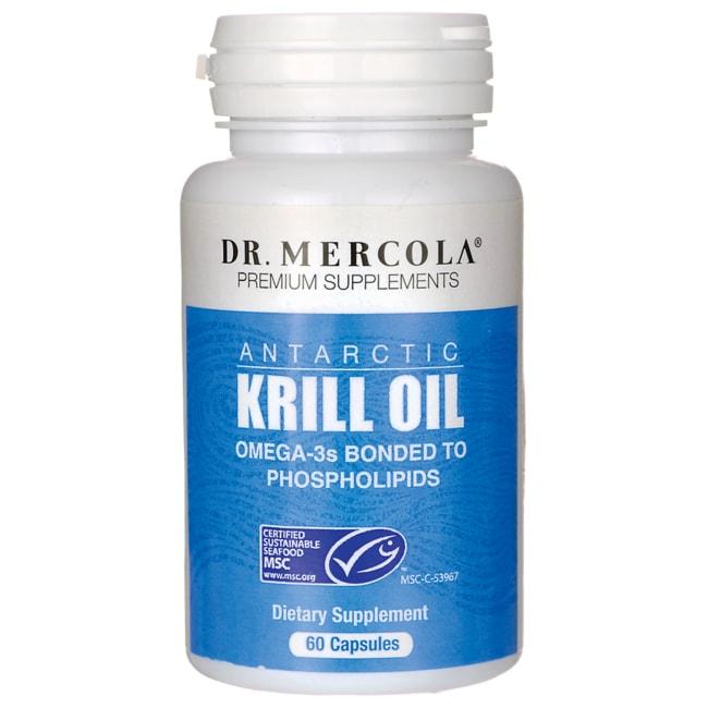 Dr. MercolaAntarctic Krill Oil