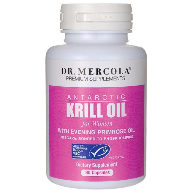 Dr. Mercola Antarctic Krill Oil for Women