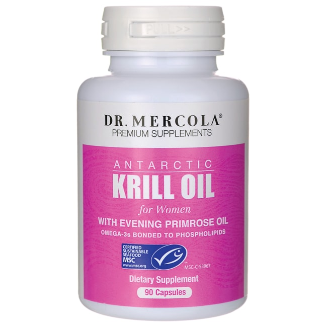 Dr mercola krill oil for women