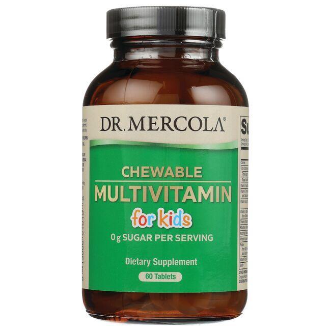 Dr. MercolaChewable Multivitamin for Kids - Orange