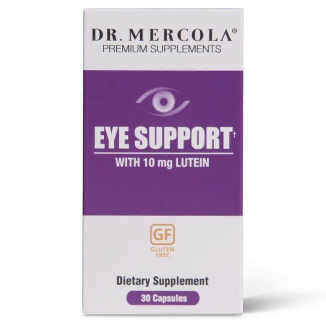Dr. MercolaEye Support