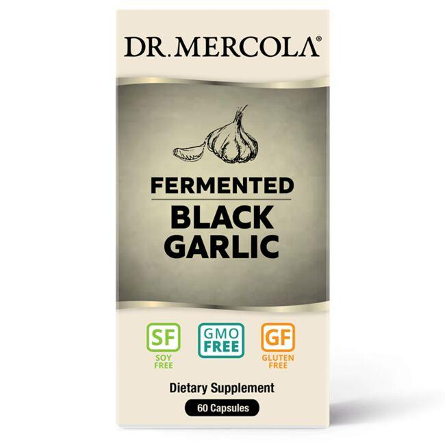 Dr. MercolaFermented Black Garlic