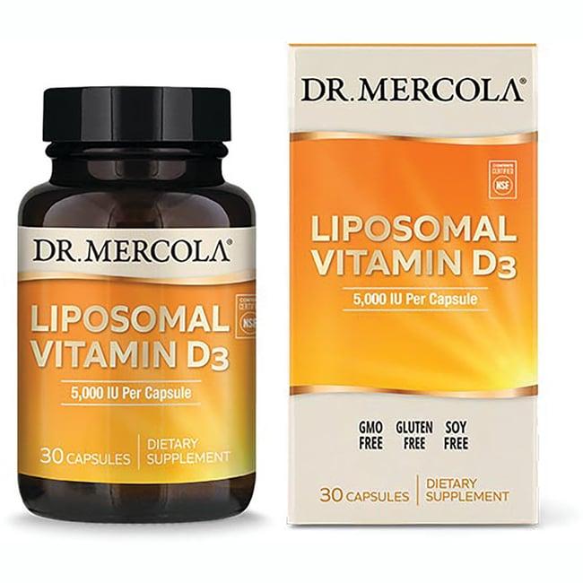 Dr. MercolaLiposomal Vitamin D