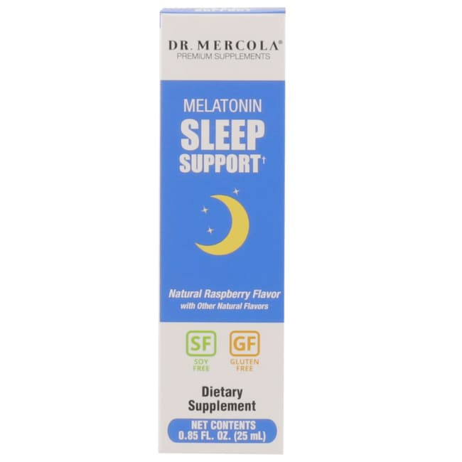 Dr. MercolaMelatonin Sleep Support