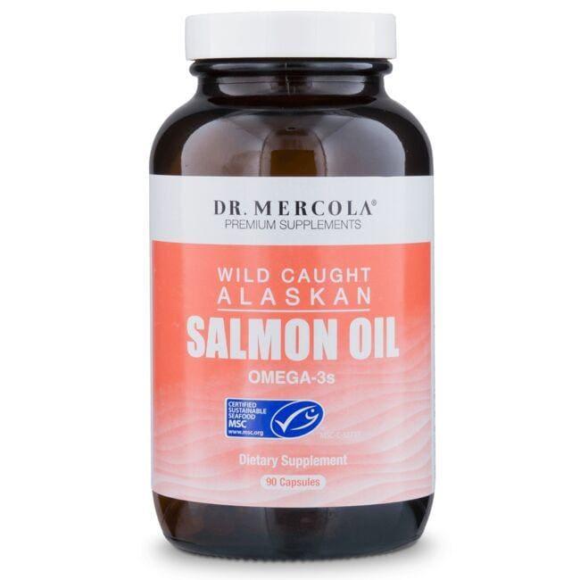 Dr. MercolaWild Caught Alaskan Salmon Oil