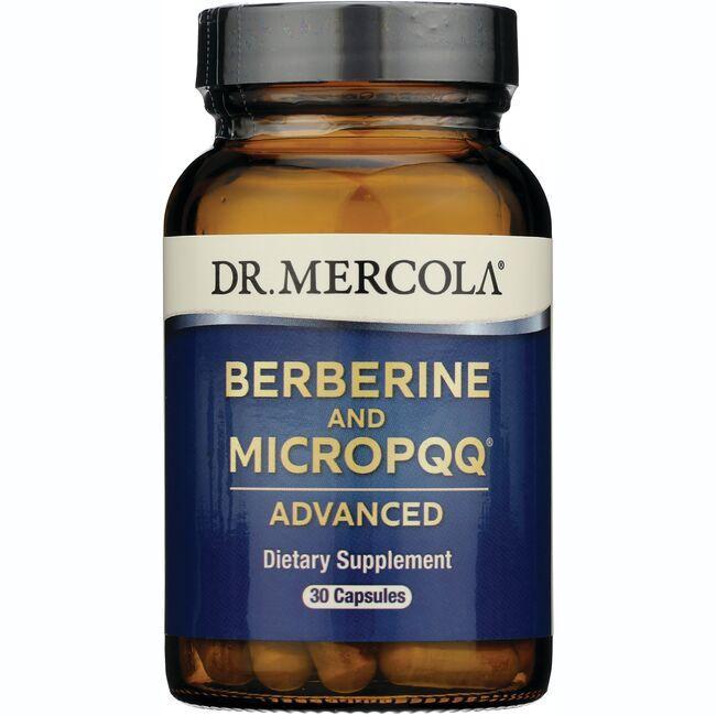 Dr. MercolaBerberine and MicroPQQ Advanced