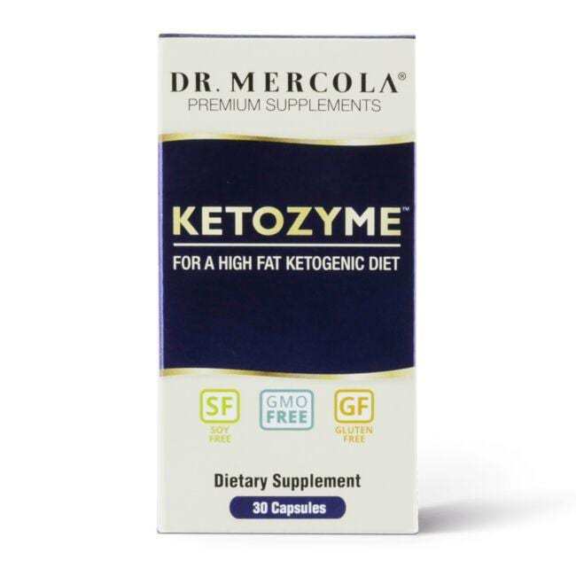 Dr. Mercola Ketozyme