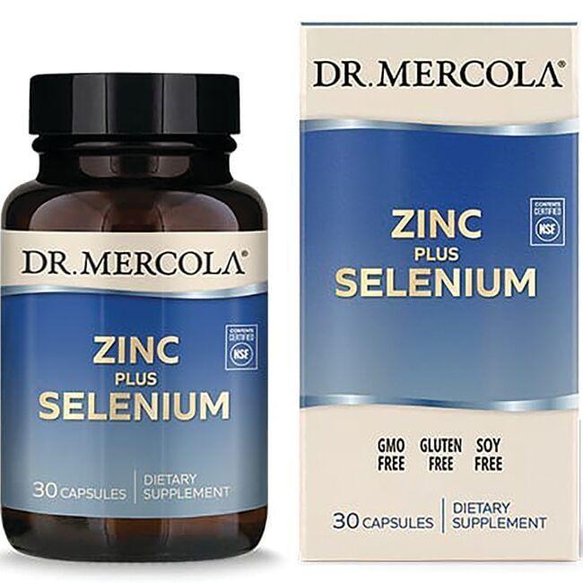 Dr. MercolaZinc plus Selenium