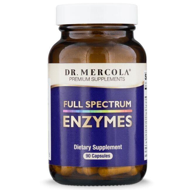 Dr. MercolaFull Spectrum Enzymes