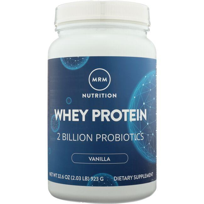 MRM Natural Whey - Rich Vanilla