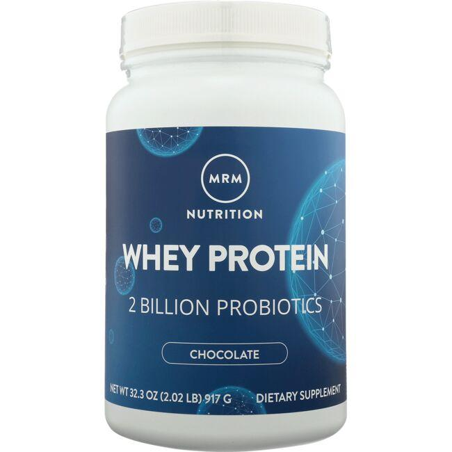 MRM Natural Whey Protein - Dutch Chocolate