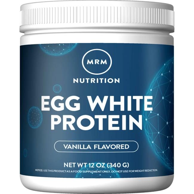 Organic egg white protein powder