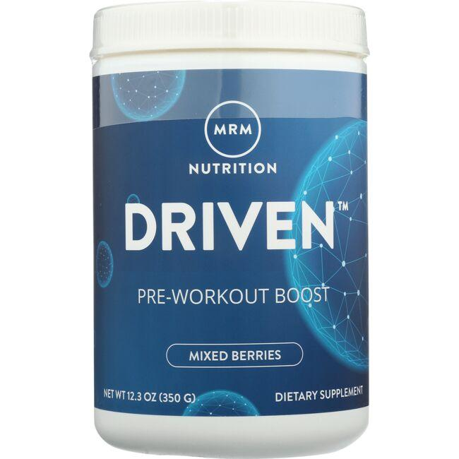 MRMDriven Pre-Workout Boost - Mixed Berries