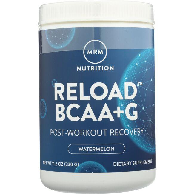 MRM BCAA + G Reload Post-Workout Recovery - Watermelon