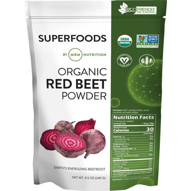 MRMRaw Organic Red Beet Powder