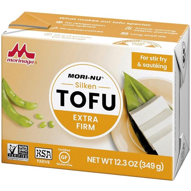 Mori-NuSilken Tofu - Extra Firm