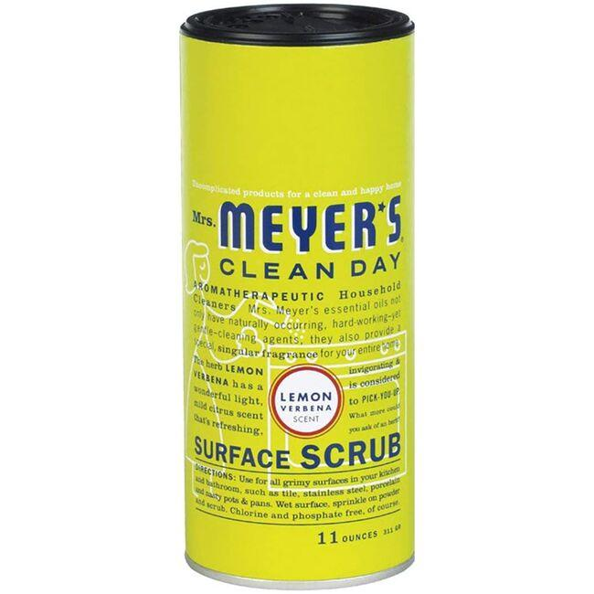 Mrs. Meyer'sClean Day Surface Scrub - Lemon Verbena