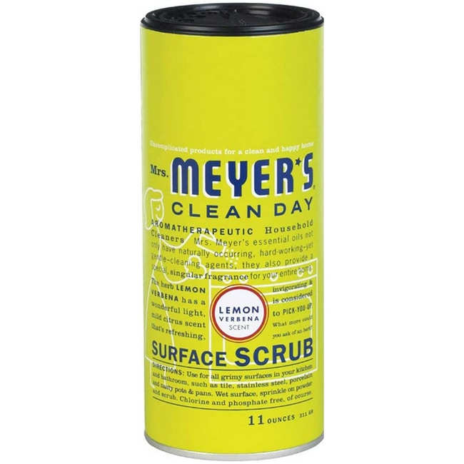 Mrs. Meyer's Clean Day Surface Scrub - Lemon Verbena