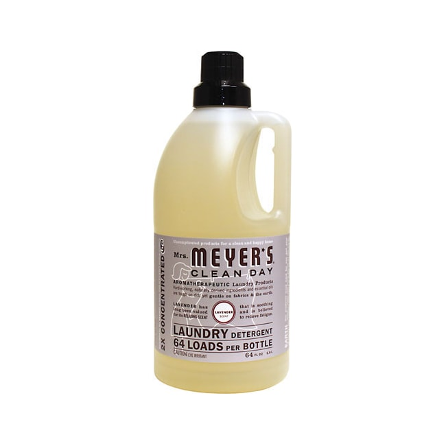 Mrs. Meyer's Clean Day Laundry Detergent - Lavender