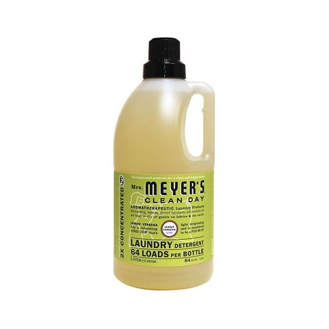 Mrs. Meyer'sClean Day Laundry Detergent - Lemon Verbena
