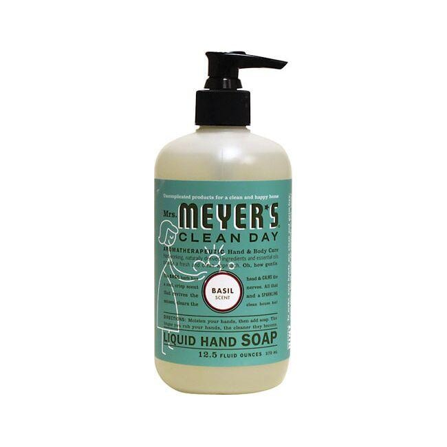Mrs. Meyer'sClean Day Liquid Hand Soap - Basil