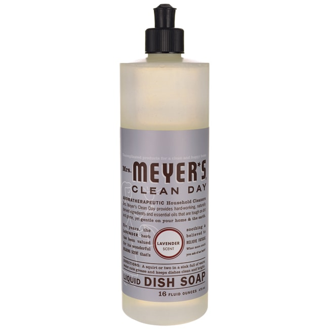 Mrs. Meyer's Clean Day Liquid Dish Soap - Lavender