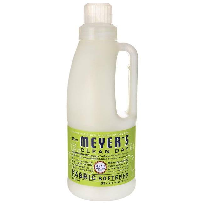 Mrs. Meyer'sClean Day Fabric Softener - Lemon Verbena