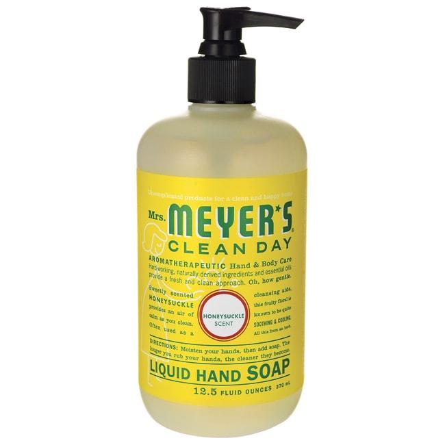 Mrs. Meyer'sClean Day Liquid Hand Soap - Honeysuckle