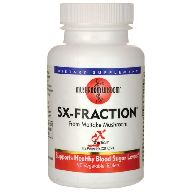 Mushroom WisdomSX-Fraction