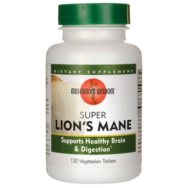 Mushroom WisdomSuper Lion's Mane