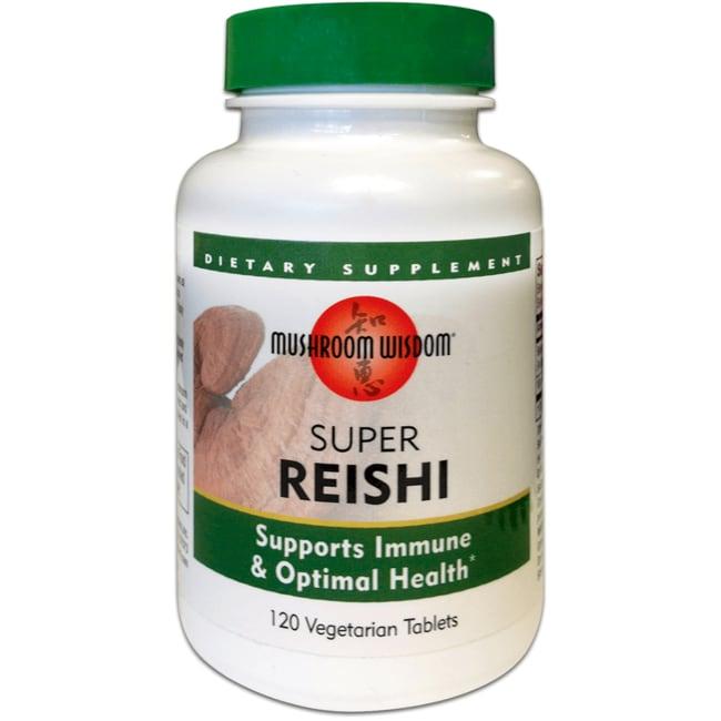 Mushroom WisdomSuper Reishi