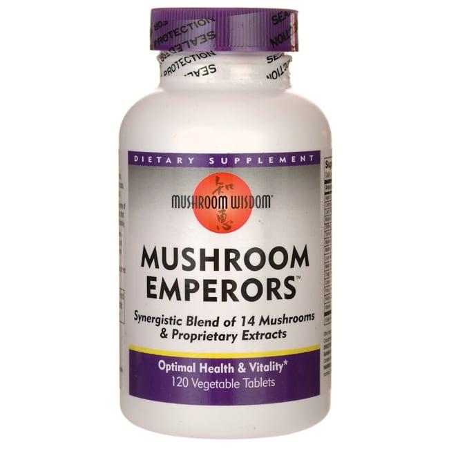 Mushroom WisdomMushroom Emperors