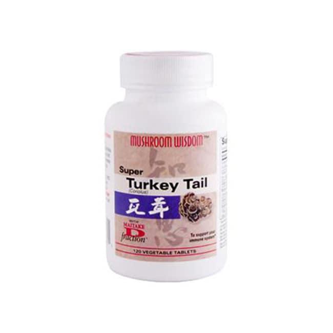 Mushroom WisdomSuper Turkey Tail