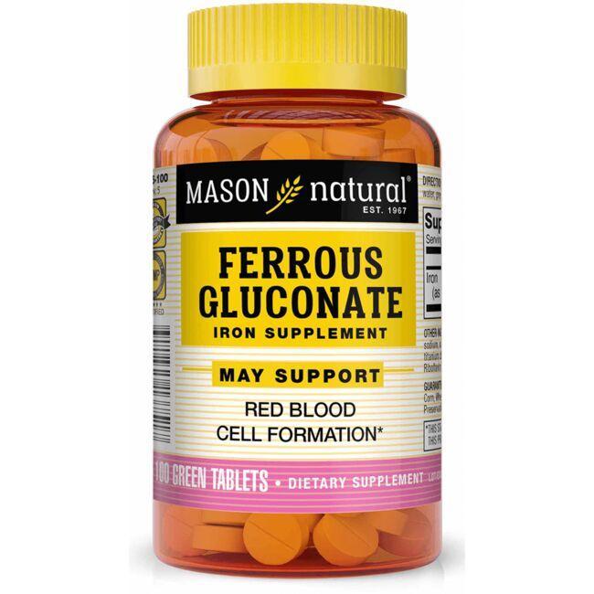 Mason NaturalFerrous Gluconate