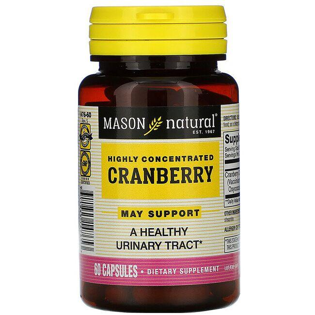 Mason Natural Highly Concentrated Cranberry