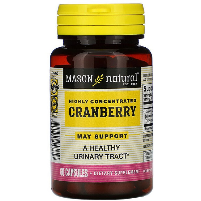Mason NaturalHighly Concentrated Cranberry
