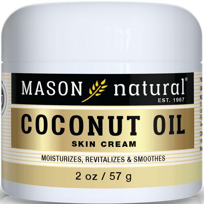 Mason NaturalCoconut Oil Beauty Cream