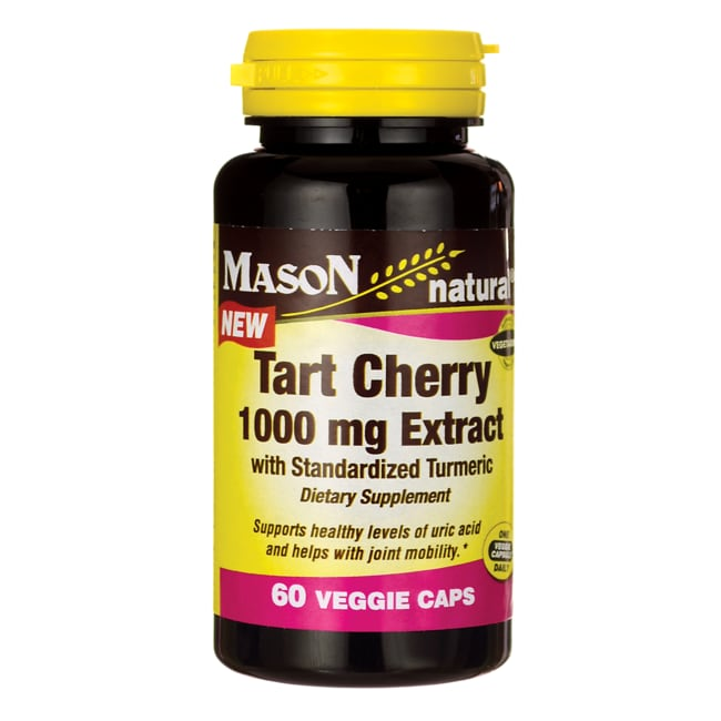 Mason NaturalTart Cherry with Standardized Turmeric