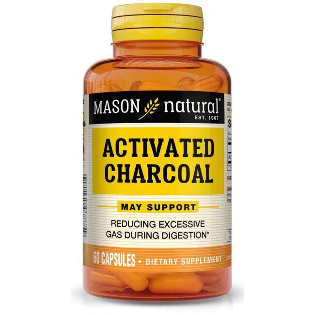Mason NaturalActivated Charcoal