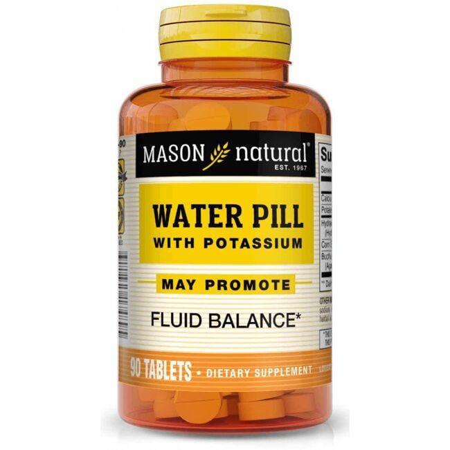 Mason NaturalWater Pill with Potassium