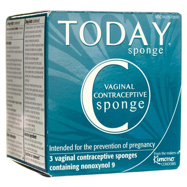 Vaginal Contraceptive SpongeItem | MYL013