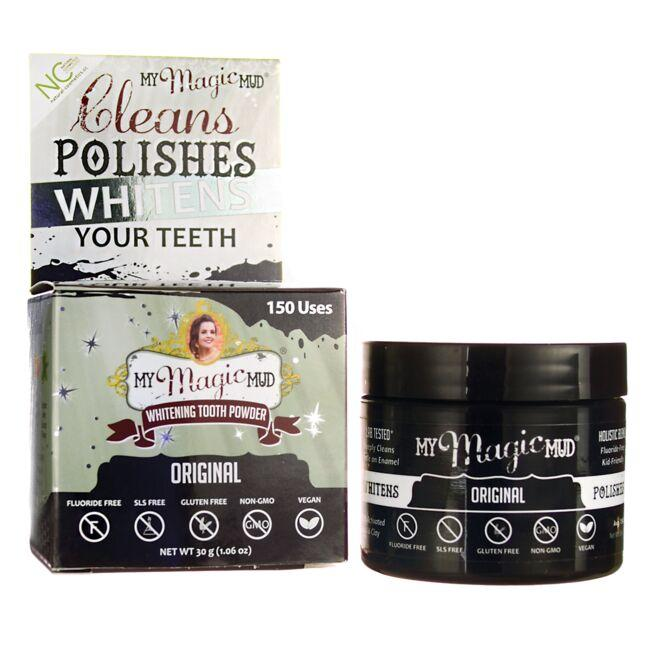 My Magic Mud Whitening Tooth Powder - Original