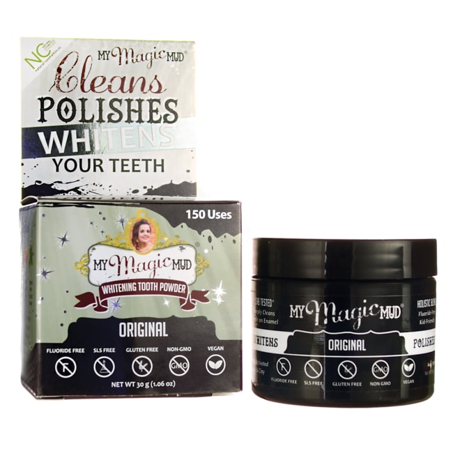 My Magic MudWhitening Tooth Powder